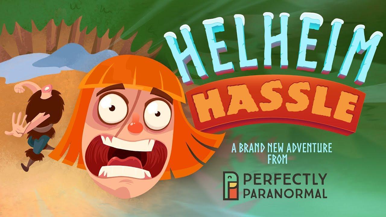 Helheim Hassle - безбашенный пазл-платформер в августе выйдет на Switch 5