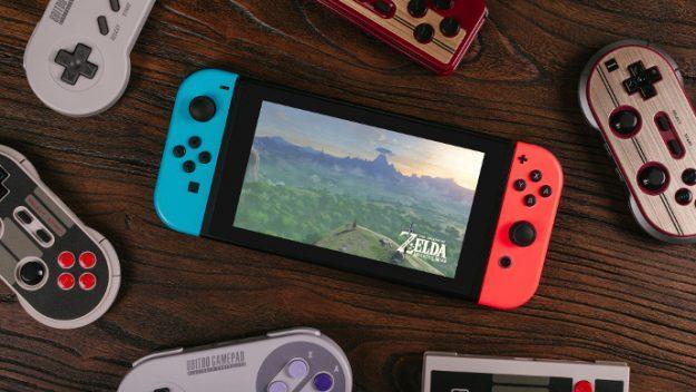 Nintendo Switch - 4,2 миллиона проданных консолей в марте 2020 98