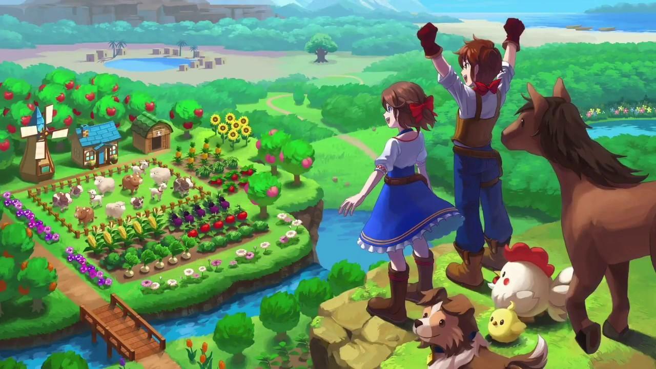 Дебютный показ Harvest Moon: One World 2