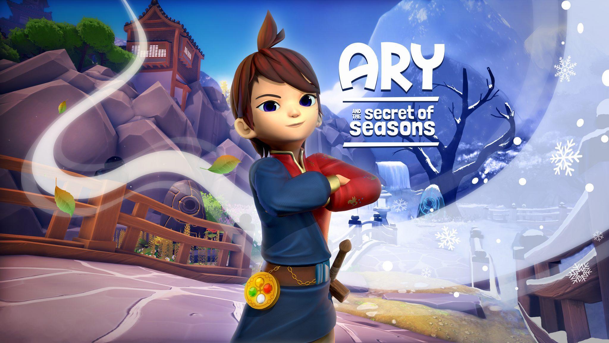 Ary and the Secret of Seasons - новое видео с прохождением от разработчиков 98