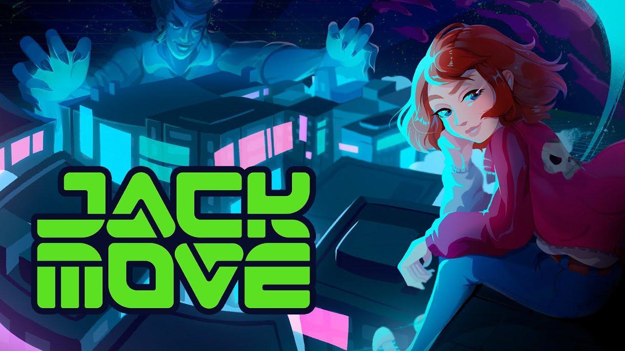 В стиле японских игр - Jack Move анонсировали для Nintendo Switch 2