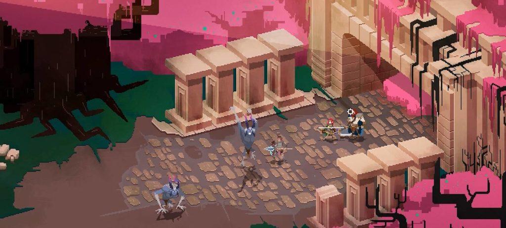 No Place for Bravery - экшен-RPG анонсирована для гибридной платформы 1