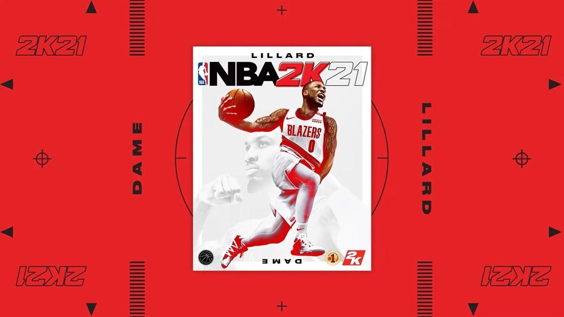 NBA 2K21 выйдет на Nintendo Switch с Damian Lillard на обложке 98