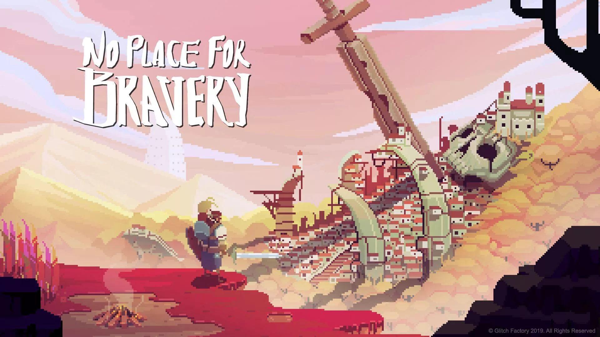 No Place for Bravery - экшен-RPG анонсирована для гибридной платформы 5