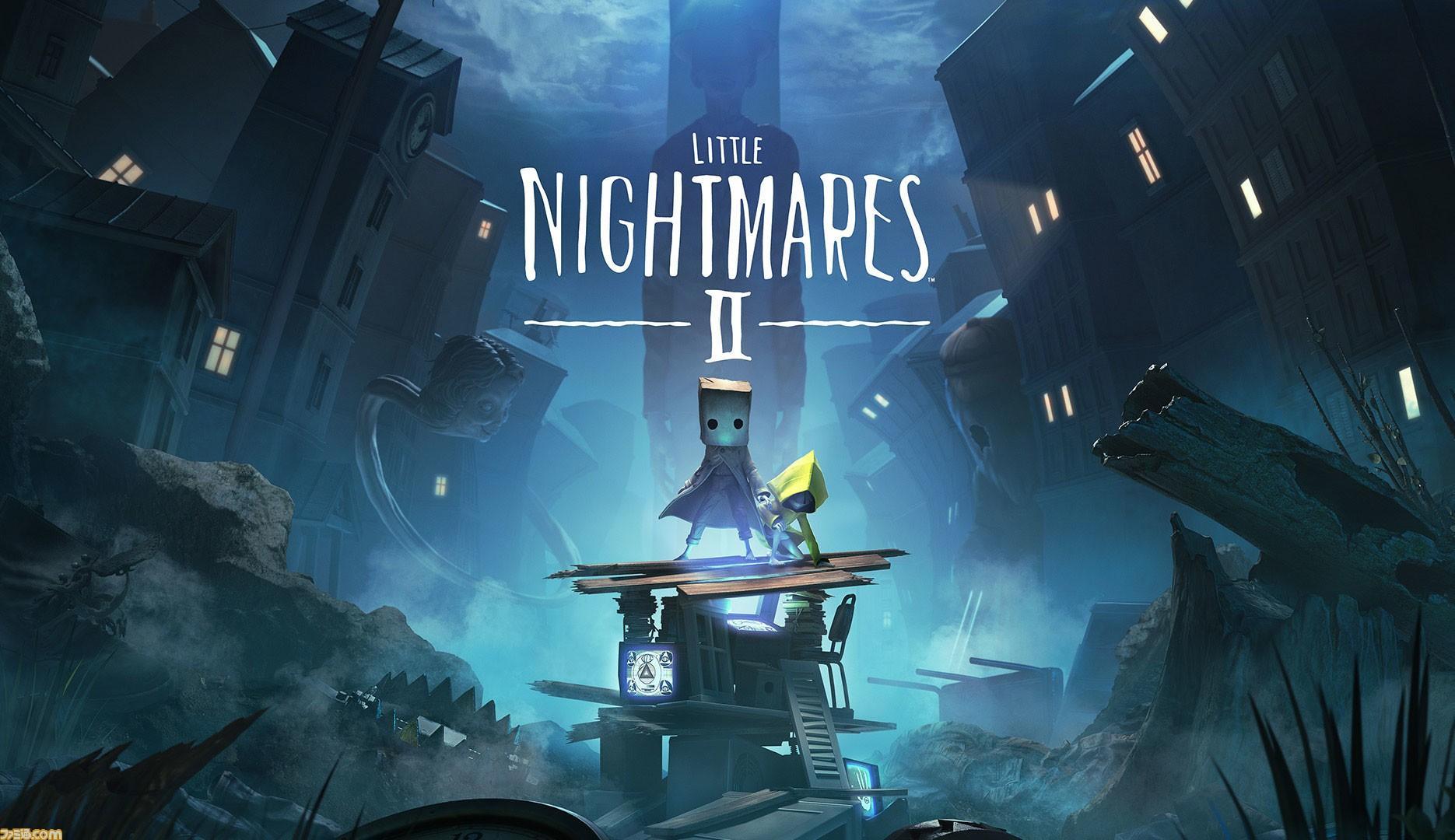 Little Nightmares II – новый трейлер и демоверсия для консолей 2
