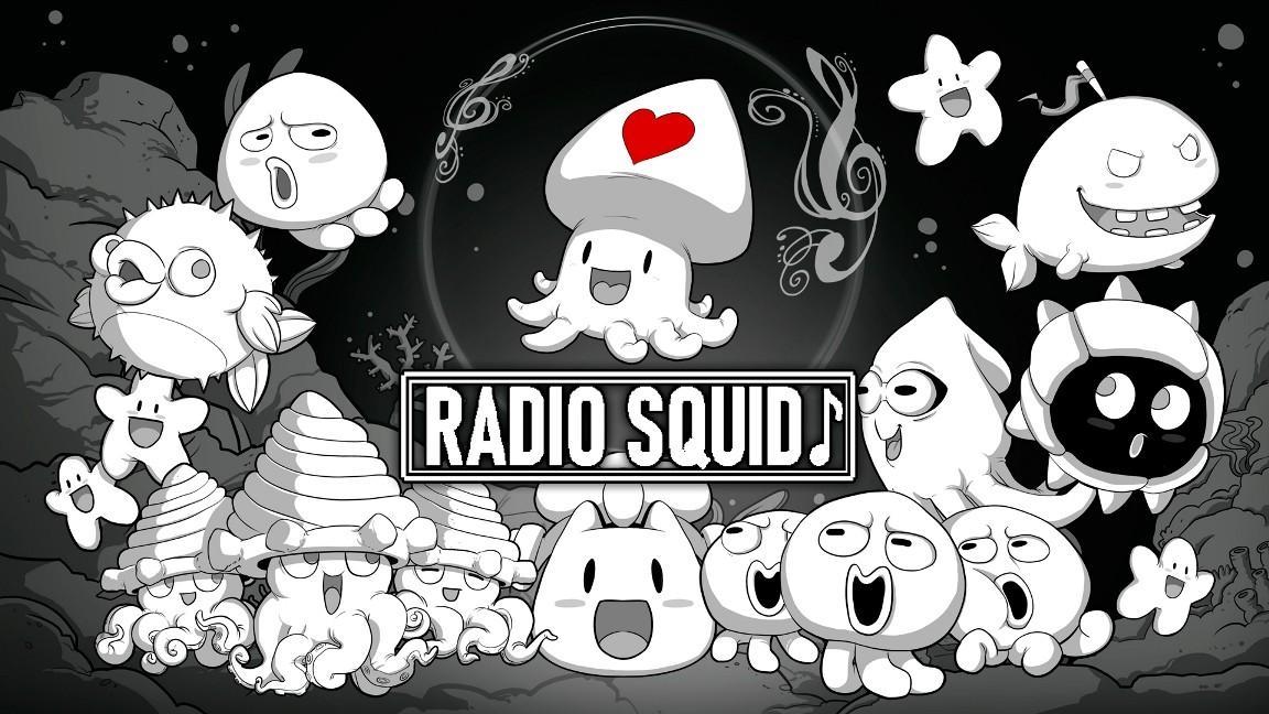Radio Squid 10