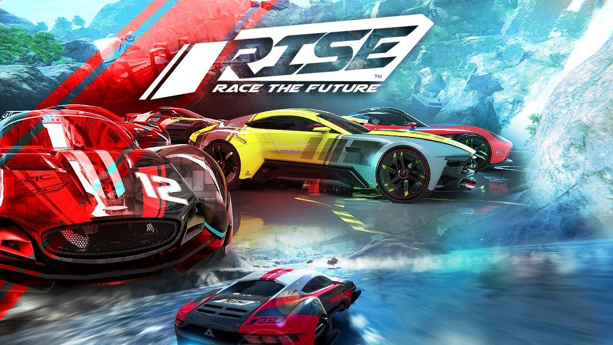 RISE: Race The Future - версия 1.5, два режима и 60FPS 98