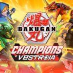 Час геймплея Bakugan: Champions of Vestroia 1