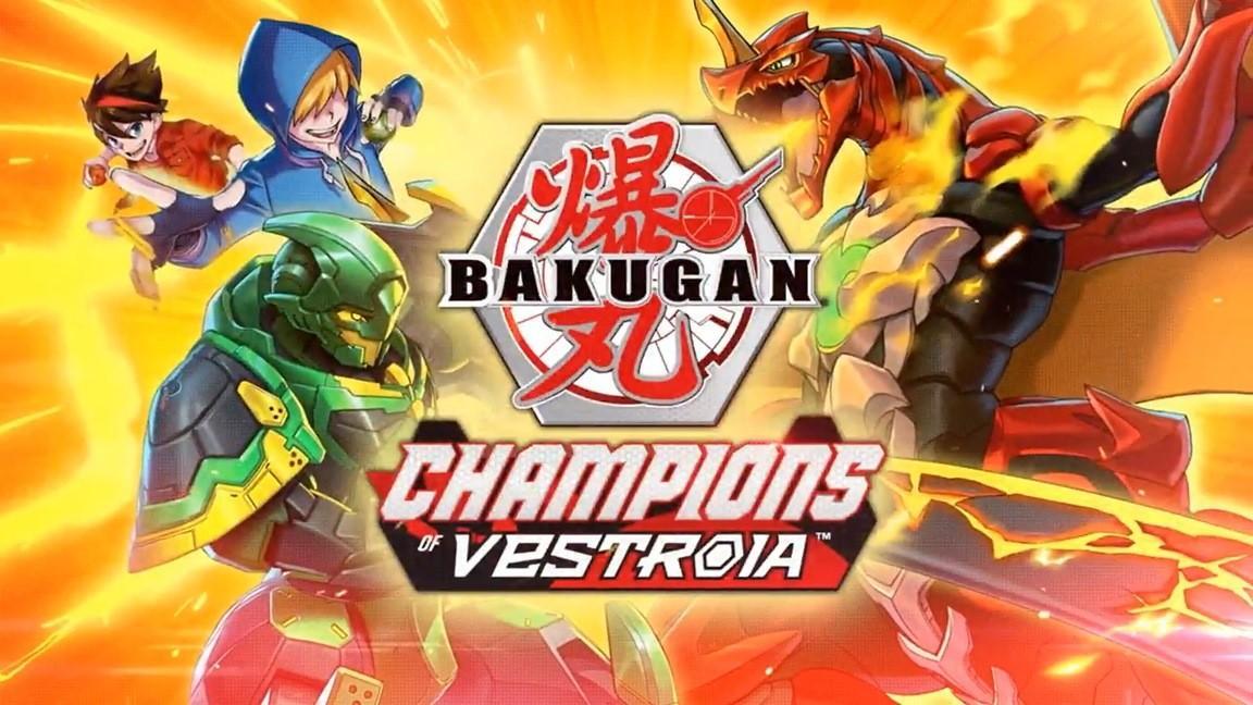 Час геймплея Bakugan: Champions of Vestroia 2