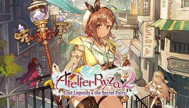 Тизер геймплея Atelier Ryza 2: Lost Legends & the Secret Fairy 98