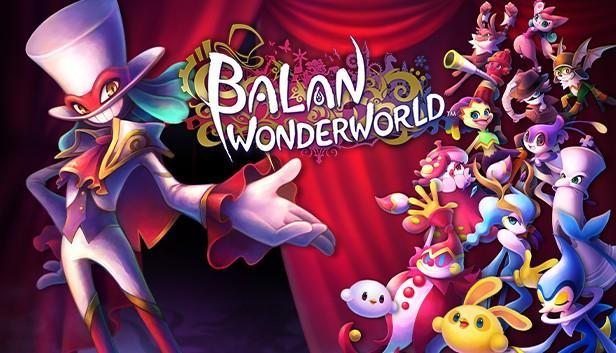 Геймплей Switch-версии Balan Wonderworld 2