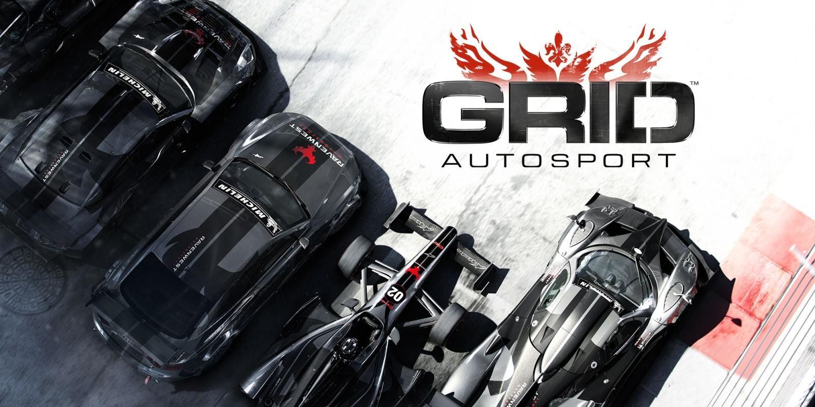 LABO приходит в GRID Autosport 98