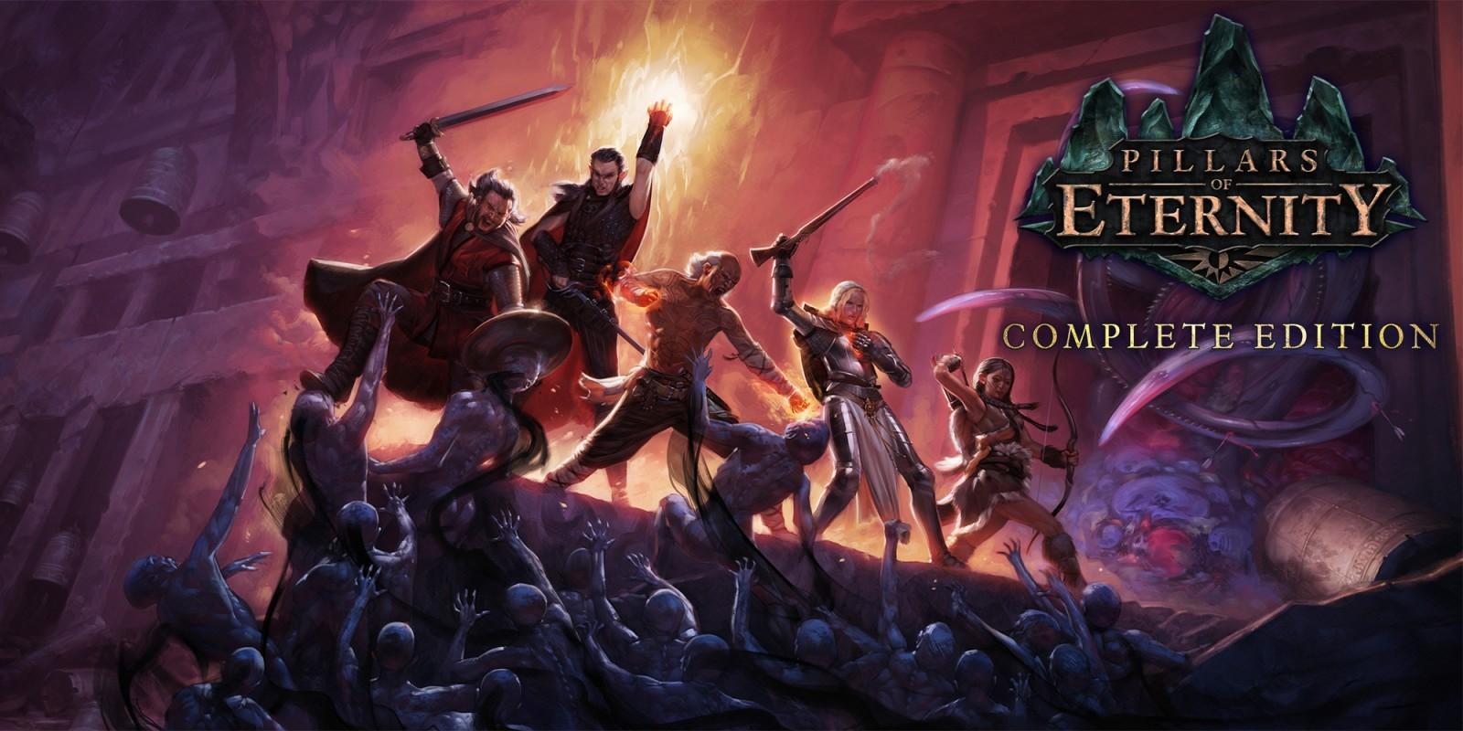 Versus Evil обещает выпустить еще один крупный патч для Pillars of Eternity: Complete Edition на Switch 98