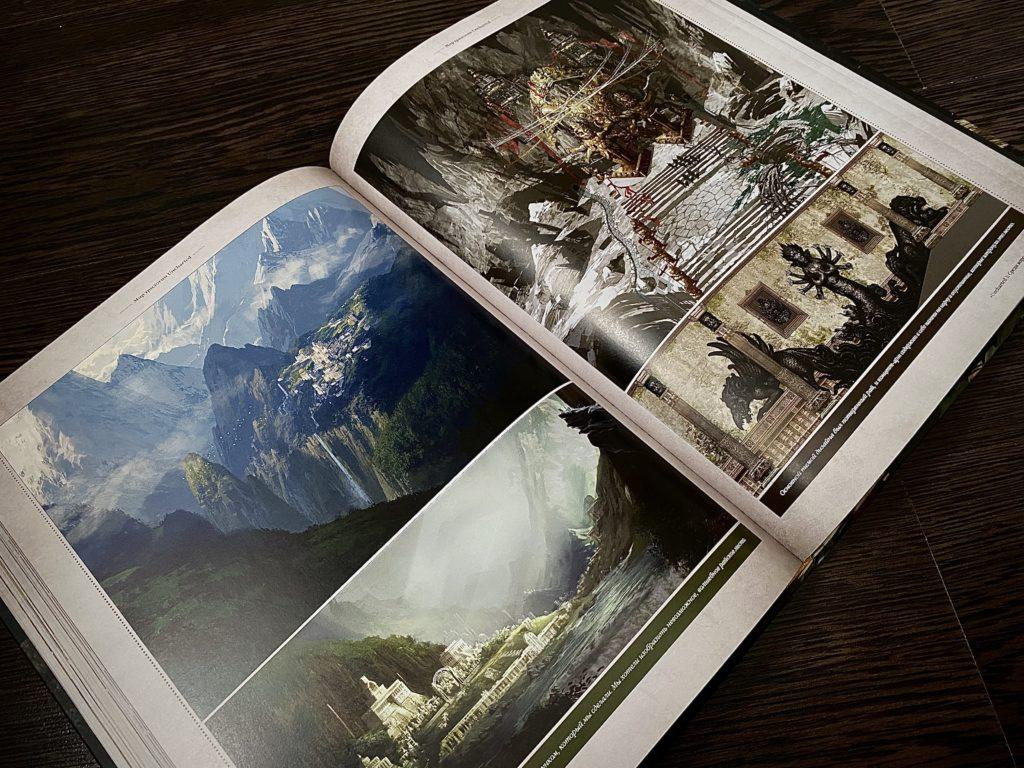 Обзор двух артбуков по Uncharted - Высокохудожественное приключение по серии игр 12