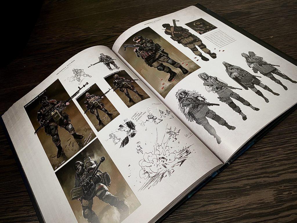 Обзор двух артбуков по Uncharted - Высокохудожественное приключение по серии игр 25