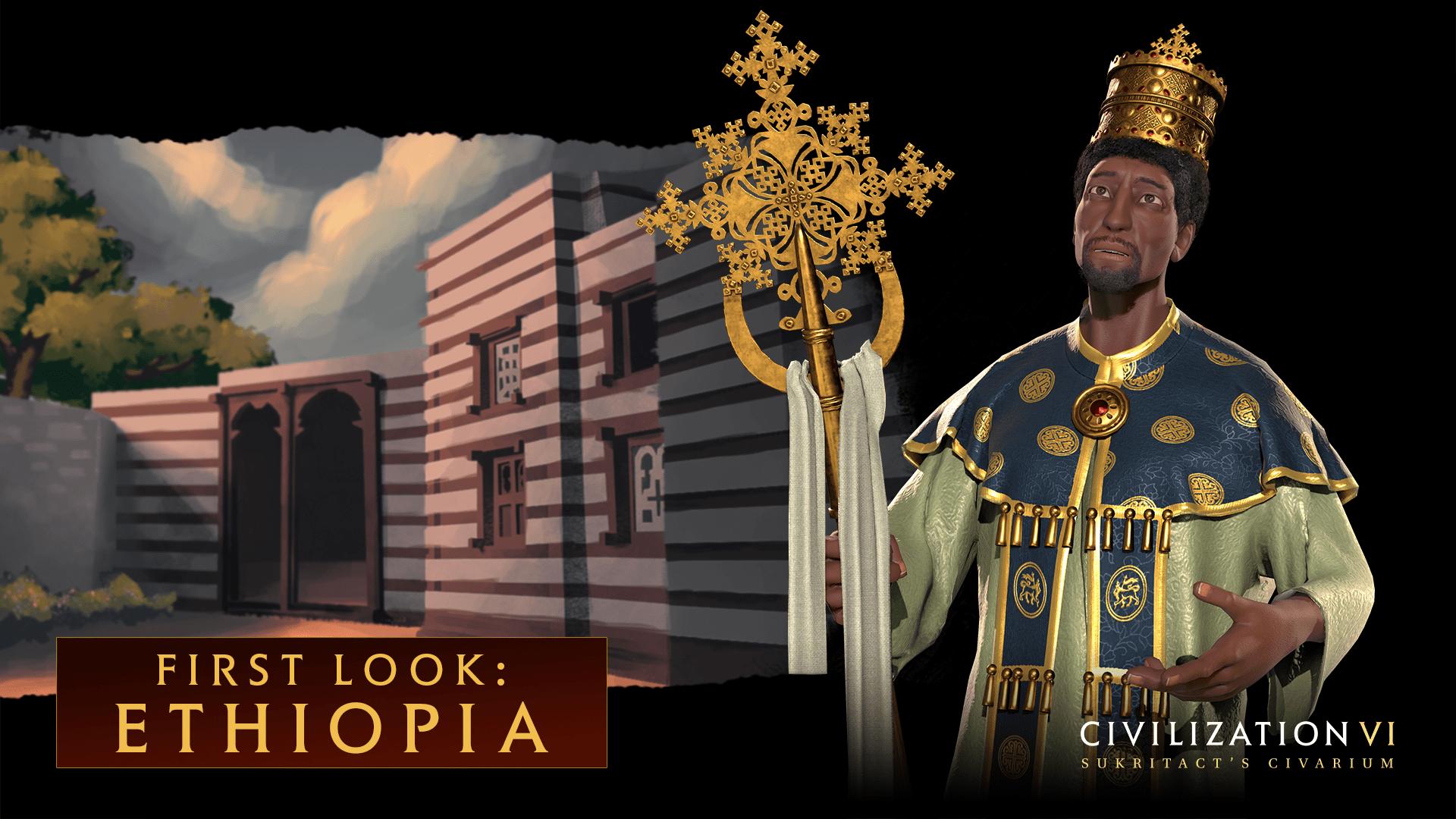 Второй набор «Эфиопия» для Sid Meier's Civilization VI выйдет 23 июля 98