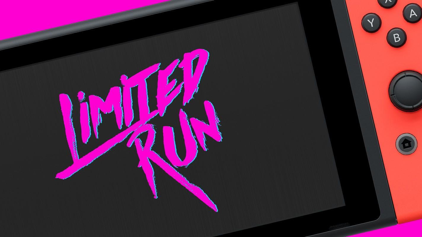 Всё, что показали в рамках трансляции Limited Run Games 112