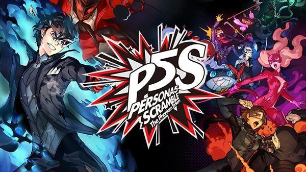 Persona 5 Scramble: The Phantom Strikers подтверждена к выходу на западе 98