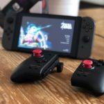 Мини-обзор: HORI Split Pad Pro и его сравнение с Satisfye ZenGrip Pro 1