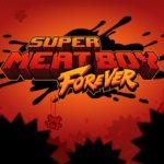 """Море геймплея Super Meat Boy Forever в честь юбилея """"мясного пацана"""" 1"""