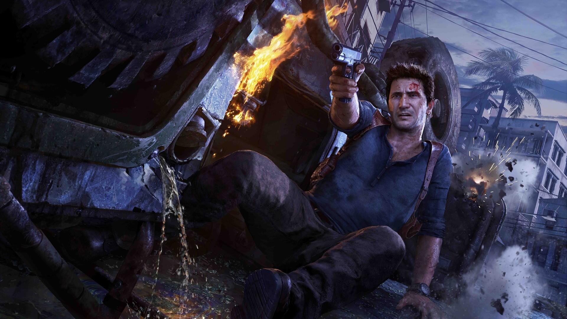 Обзор двух артбуков по Uncharted - Высокохудожественное приключение по серии игр 27