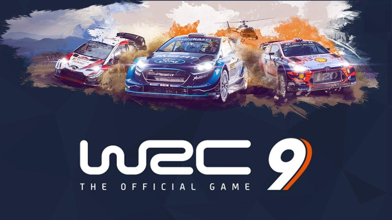 WRC 9 - геймпленое видео Safari Rally Kenya 2