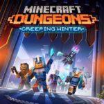 Minecraft Dungeons - дополнение Creeping Winter, бесплатное обновление и релиз на носителях 98