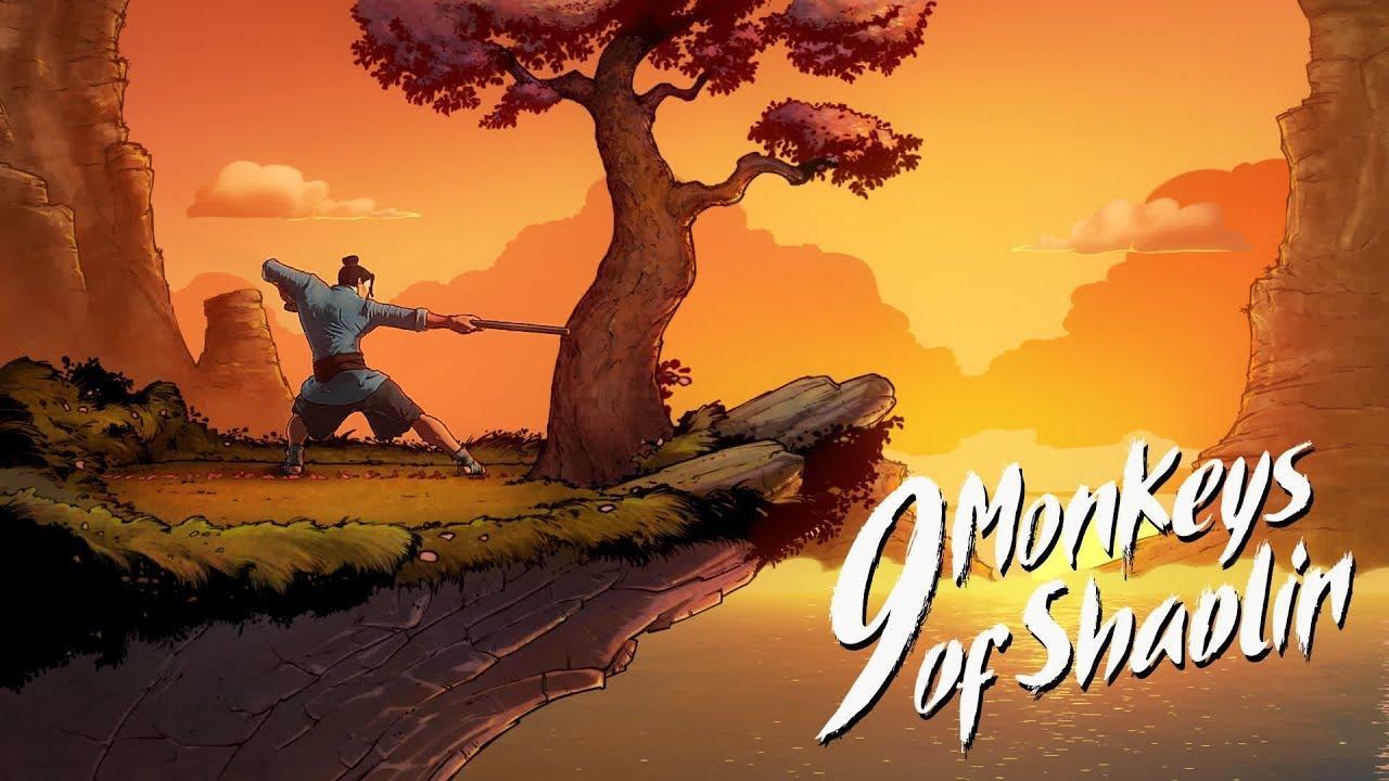 Обзор: 9 Monkeys Of Shaolin - Я здесь монахами командую! 1