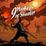 9 Monkeys of Shaolin 91