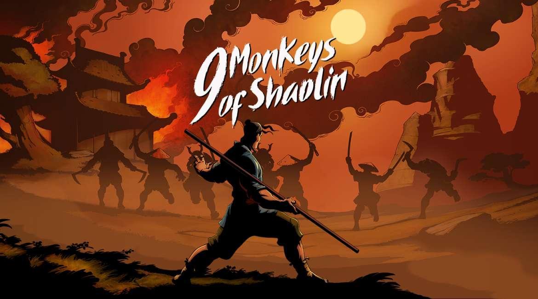 БУКА + ZEFGameRU = Розыгрыш 9 Monkeys of Shaolin 98