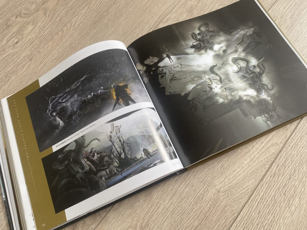 Обзор артбука «Мир игры Death Stranding» - Сквозь грязь и слякоть 20