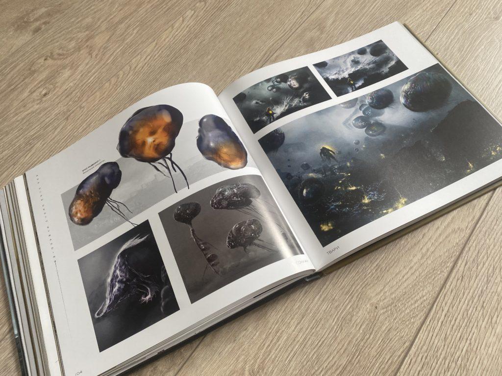 Обзор артбука «Мир игры Death Stranding» - Сквозь грязь и слякоть 7