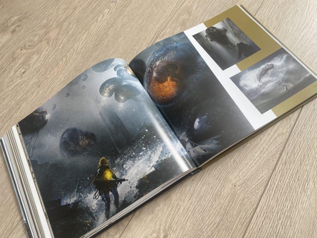 Обзор артбука «Мир игры Death Stranding» - Сквозь грязь и слякоть 8