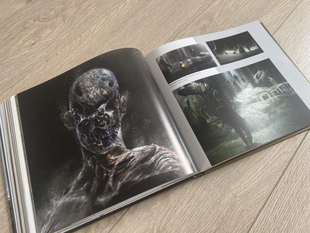 Обзор артбука «Мир игры Death Stranding» - Сквозь грязь и слякоть 9
