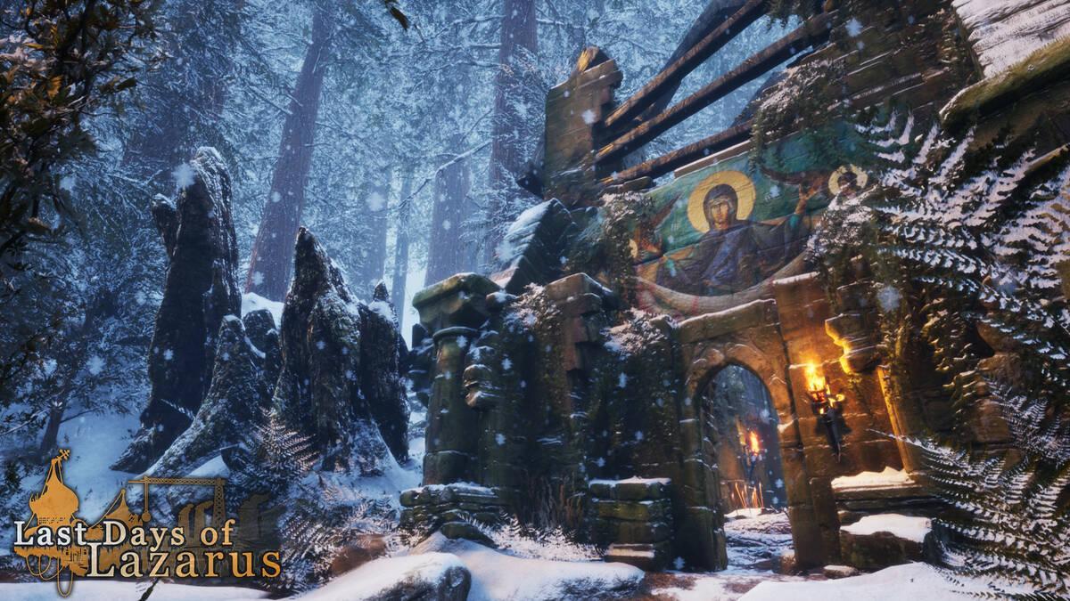 Религия на постсоветском пространстве - хоррор Last Days of Lazarus анонсирован для Nintendo Switch 98