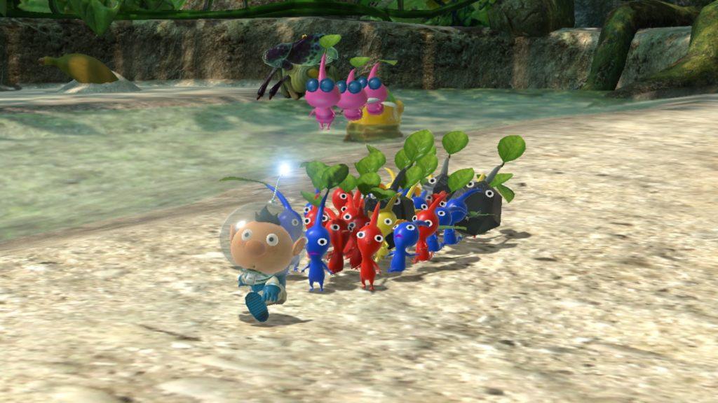 Анонс Pikmin 3 Deluxe с новым контентом для Nintendo Switch 2