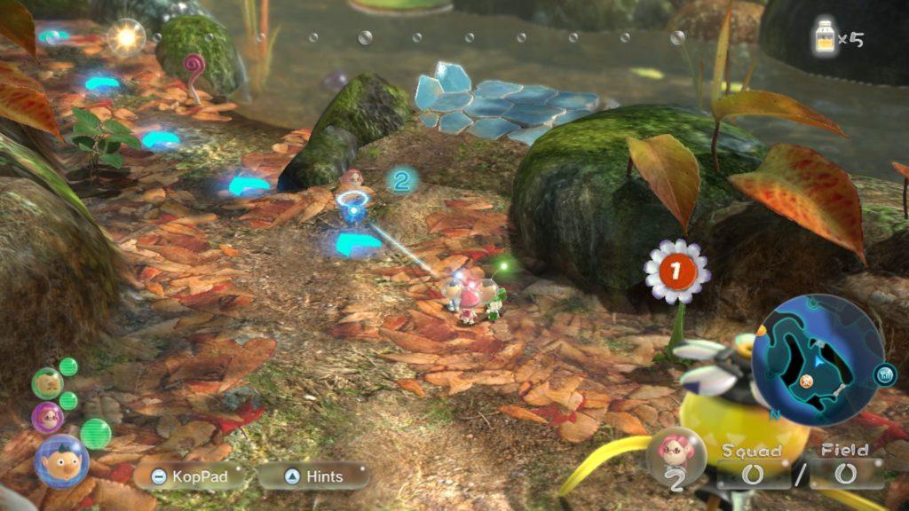 Анонс Pikmin 3 Deluxe с новым контентом для Nintendo Switch 3