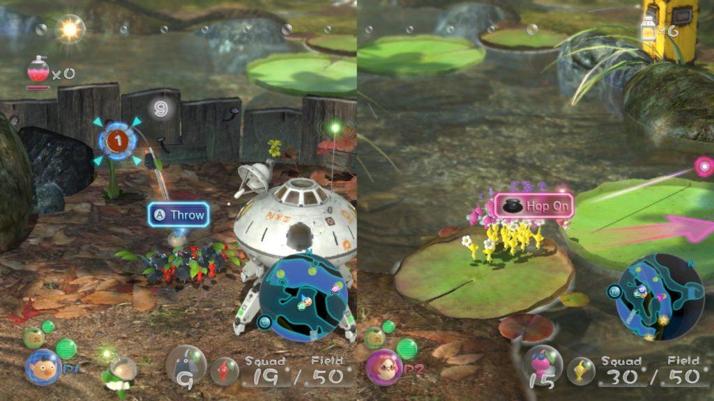 Анонс Pikmin 3 Deluxe с новым контентом для Nintendo Switch 1