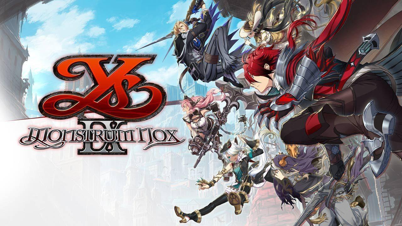 Стала известна дата релиза Ys IX: Monstrum Nox для Nintendo Switch, новый трейлер 2