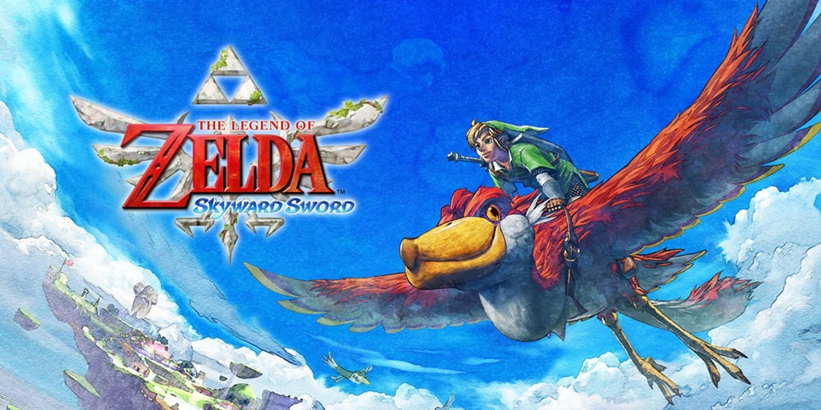 Фигурка amiibo «Зельда и Небокрыл» поступит в продажу вместе с The Legend of Zelda: Skyward Sword HD 4