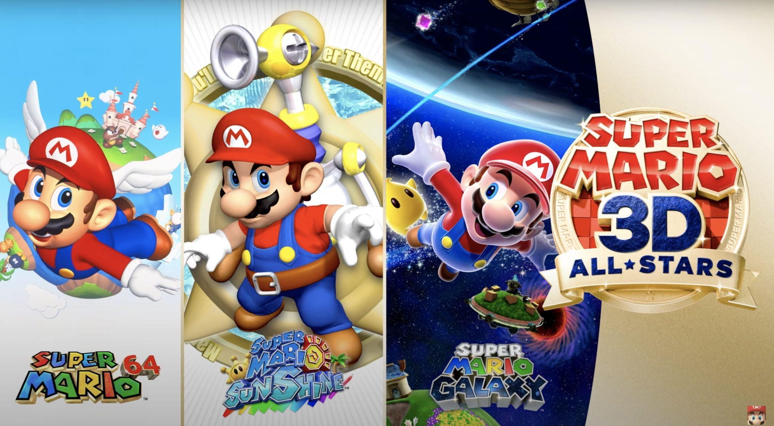 Super Mario 3D All-Stars - По нотам ностальгии 23