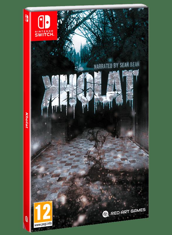 Хоррор Kholat выйдет на физических носителях 1