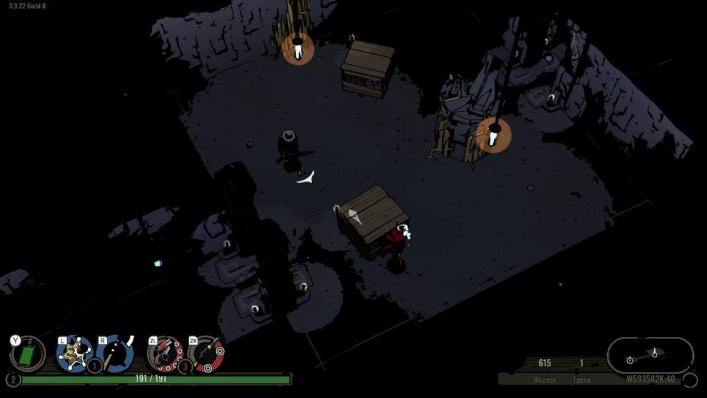 Обзор: West of Dead - Смертельная западня 5