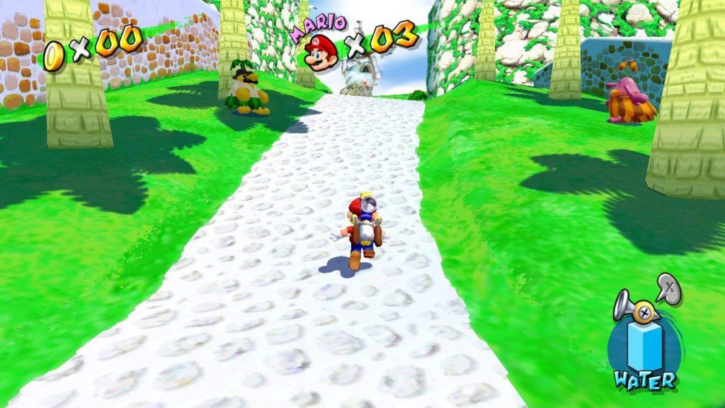 Super Mario 3D All-Stars - По нотам ностальгии 9