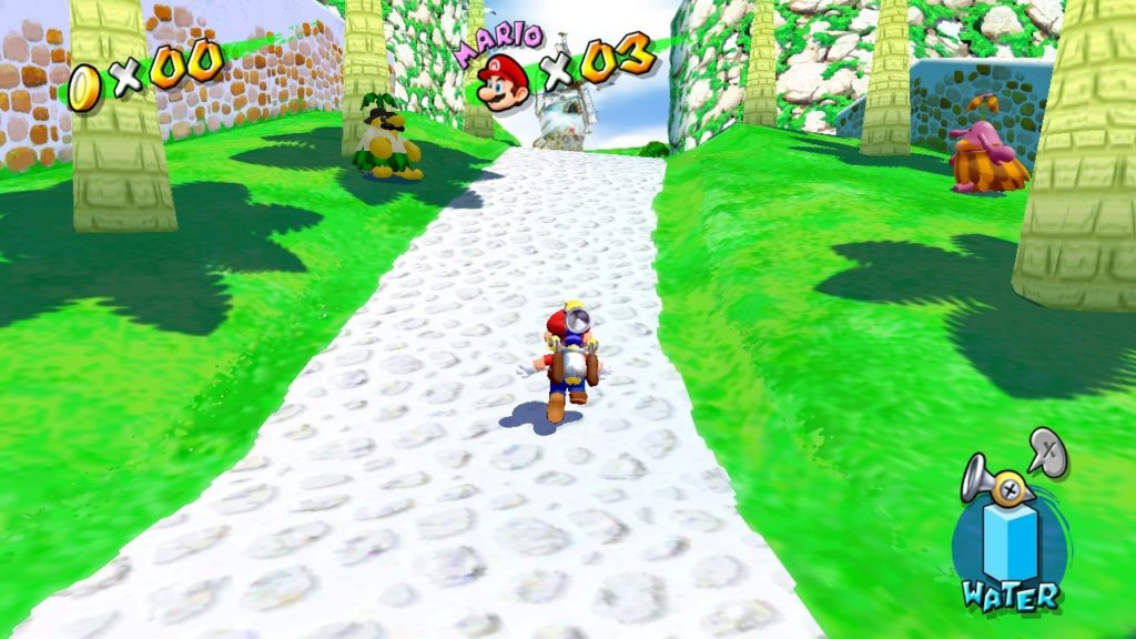 Обзор: Super Mario 3D All-Stars - По нотам ностальгии 9