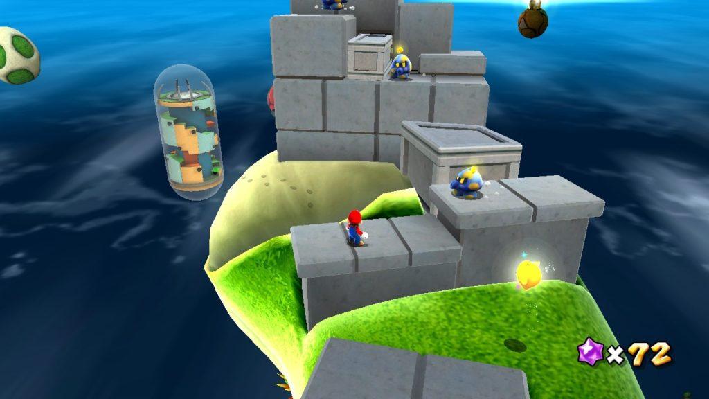 Обзор: Super Mario 3D All-Stars - По нотам ностальгии 16
