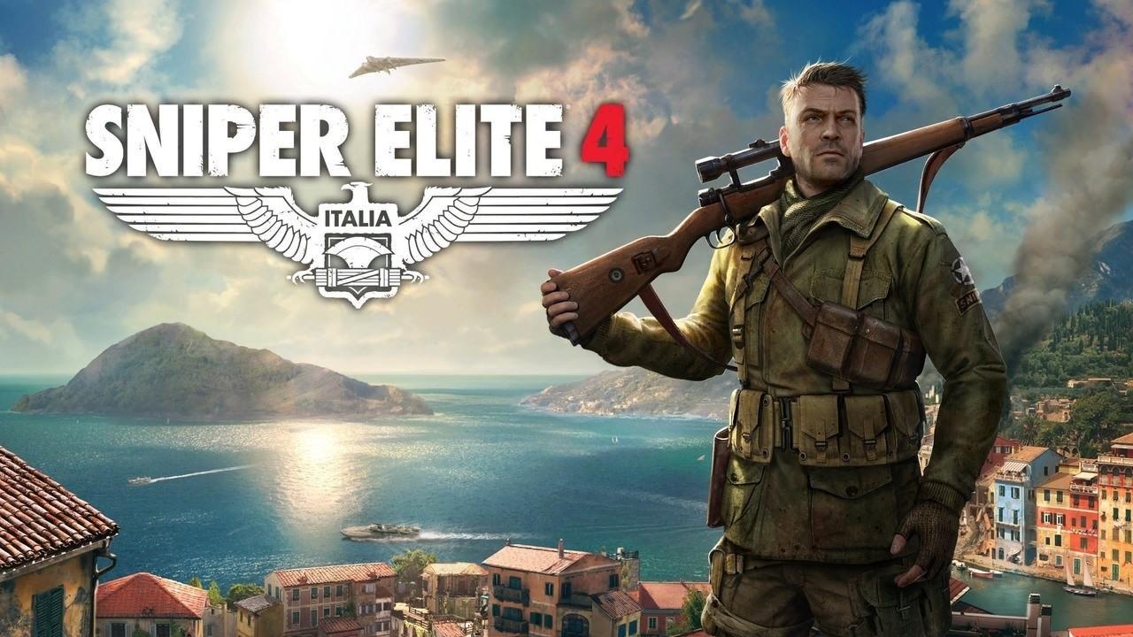 Sniper Elite 4 выйдет на Nintendo Switch в ноябре 98