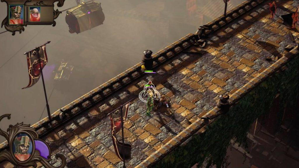 Scarlet Republics - пошаговая RPG анонсирована для Nintendo Switch 1