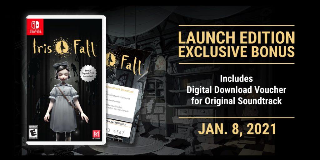 Iris.Fall и Bladed Fury выйдут на Switch в январе 2021 года 1