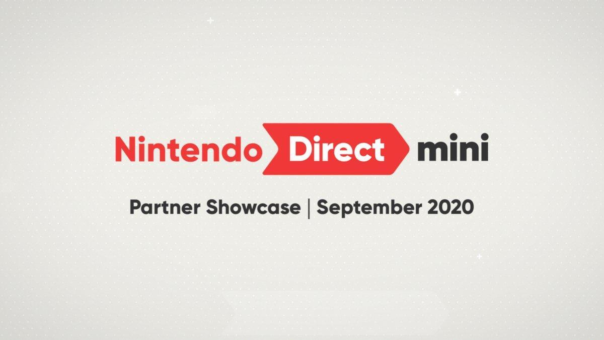 Nintendo анонсировала Nintendo Direct Mini: Partner Showcase 98